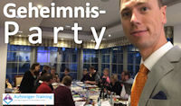 Geheimnis Party Memmingen