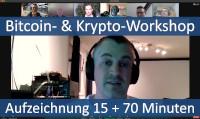 bitcoin krypto workshop